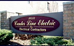 Center Line Technologies. Low voltage commercial electrical contractors serving southeast Michigan.